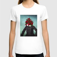 romantic T-shirts featuring MR. Romantic by Diogo Verissimo