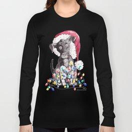 Helpful Puppy, Cute Christmas Long Sleeve T-shirt