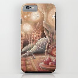 The Witch's Lair iPhone Case