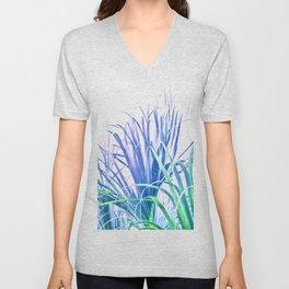 Pastel Palms Unisex V-Neck