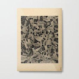 - flore - Metal Print