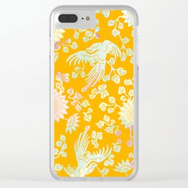 Traditionally Chinese ornament 002 Clear iPhone Case