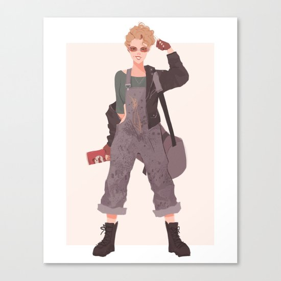 Jillian Holtzmann Canvas Print