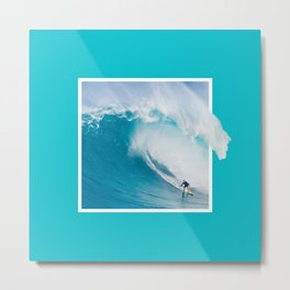 GRAPHIC SURF TRIP Metal Print