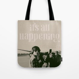 It's All Happening Tote Bag