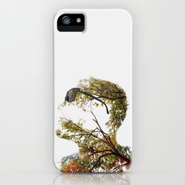 """Mr. Branchy"" iPhone Case"