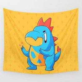 Croconaw Wall Tapestry