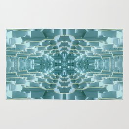 Cloud Cathedral Multiplied No.1 Rug