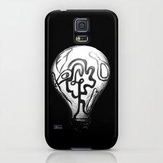 Light bulb Galaxy S5 Slim Case