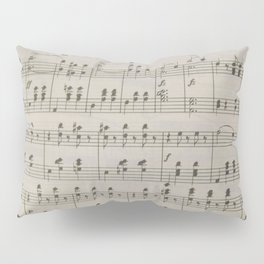 The Blue Danube Waltz Pillow Sham