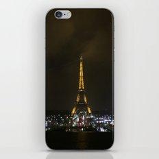 Tour Eiffel  iPhone & iPod Skin
