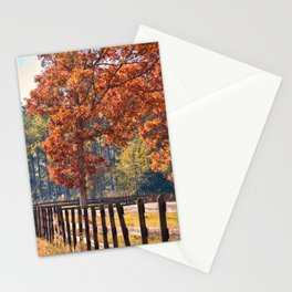 North Georgia Fall Colors 5 Stationery Cards