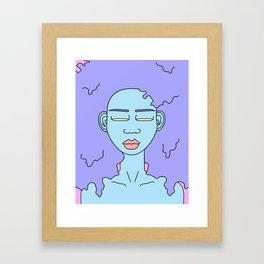 CLOUDLIEN Framed Art Print
