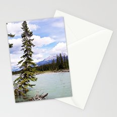 Alberta River Landscape Stationery Cards