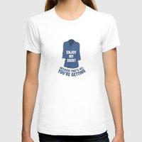 regina mills T-shirts featuring Regina Sassy Mills | Enjoy my shirt by CLM Design