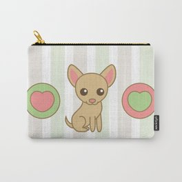 Pinky the Chihuahua  Carry-All Pouch