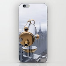 A view of Paris iPhone & iPod Skin