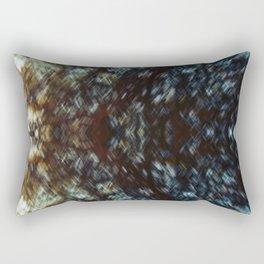 Speckled ∆ Rectangular Pillow