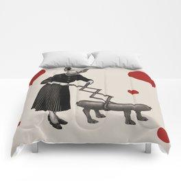Anthropomorphic N°17 Comforters