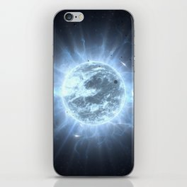 Super Giant Star iPhone Skin