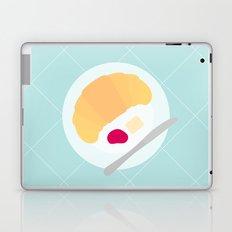 #15 Croissant Laptop & iPad Skin