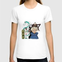 spirited away T-shirts featuring Spirited Away by MegThebeau