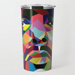 Schoolboy Q Pop Art Travel Mug