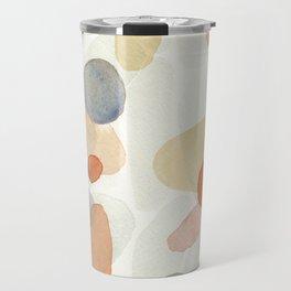 Whimsical abstract Travel Mug