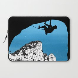 Rock climbing Thailand Laptop Sleeve