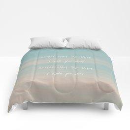 Seoul - RM Mono Comforters