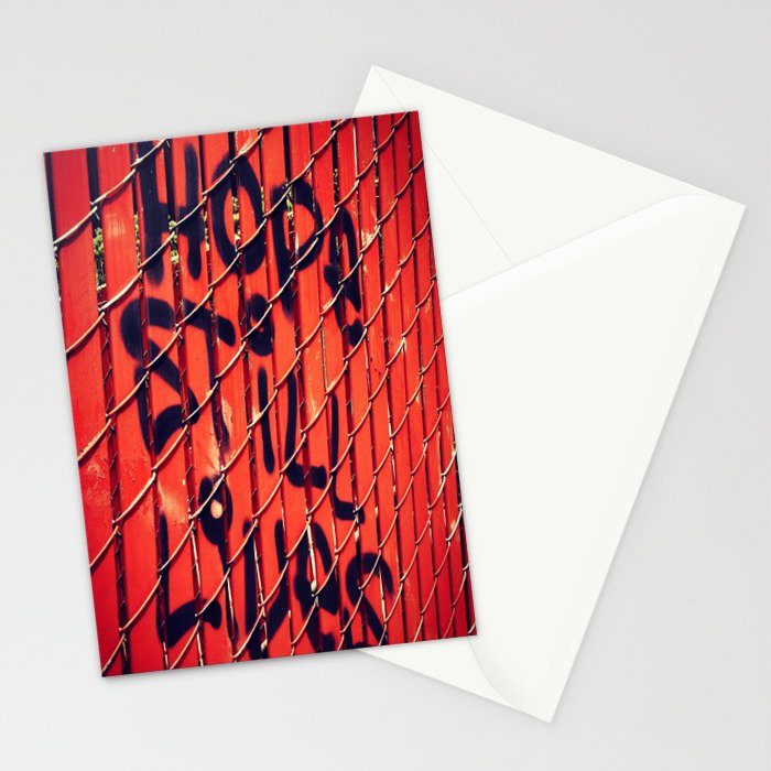 Hope Lives! Stationery Cards