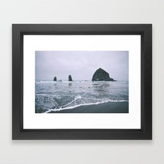 Cannon Beach II Framed Art Print