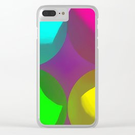 Wallpaper # 7 Clear iPhone Case