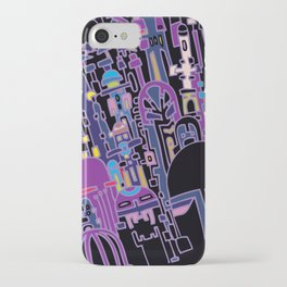 SILICON VALLEY HIGH iPhone Case