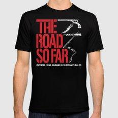 The Road So Far MEDIUM Mens Fitted Tee Black