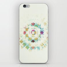 Burst. iPhone & iPod Skin
