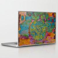 virgo Laptop & iPad Skins featuring Virgo by Fernando Vieira