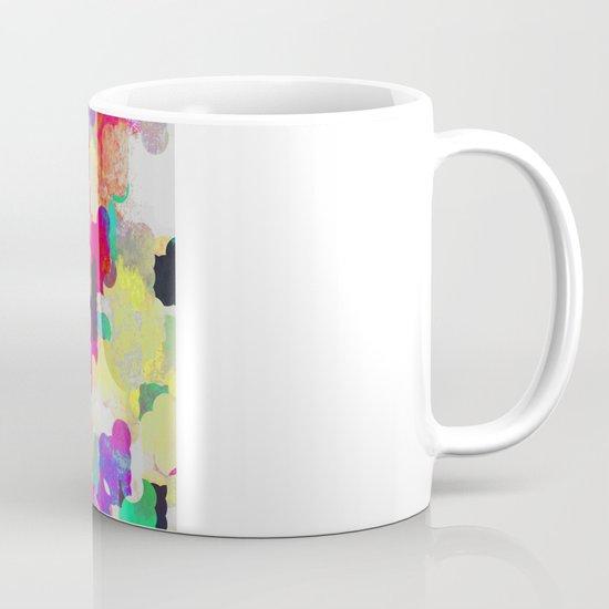 Neon Tambourine Mug