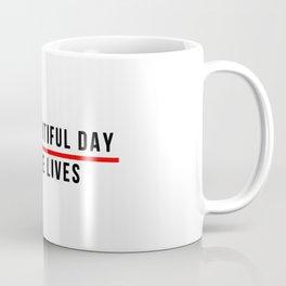 Save Lifes Coffee Mug