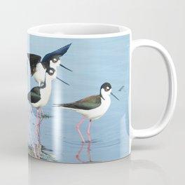 Hanging With Friends Coffee Mug