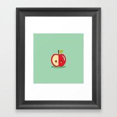 Lil' Apple Framed Art Print