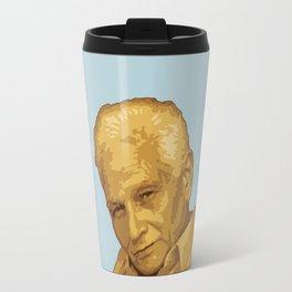 Jacques Derrida Travel Mug