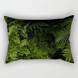 Tropical jungle. Rectangular Pillow