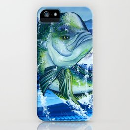 Mahi Mahi iPhone Case