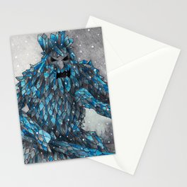 Frost Giant Stationery Cards