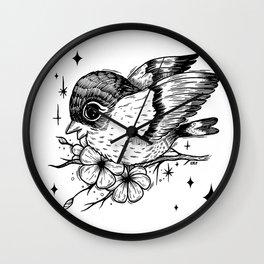 Birb Wall Clock