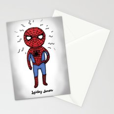 Super Cute Heroes: Spidey Senses Stationery Cards