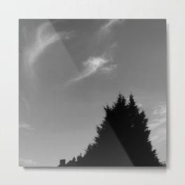 Poetic Surrealist Landscape Metal Print