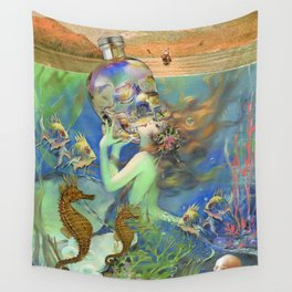 Beautiful Obsession Wall Tapestry