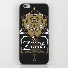 Zelda v89 iPhone Skin